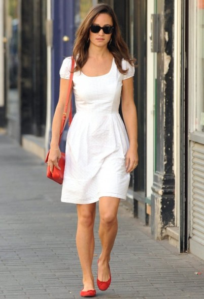 casual white dress outfit 8EqnBts8